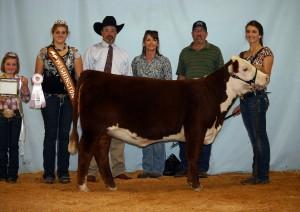 2012 Reserve Grand Champion Female Washington State Fair KPH Paprika 18Z ET
