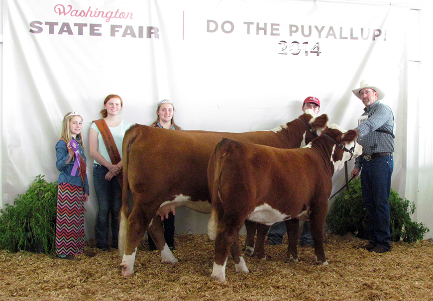 Show Success 2014 Polled WSF crop